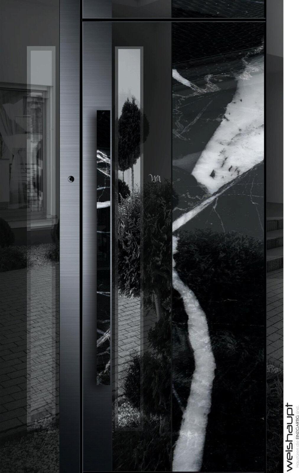 Aluminium Haustür Alu Haustüren nach Maß Collection UNIQUE  CW - 807  RS SF
