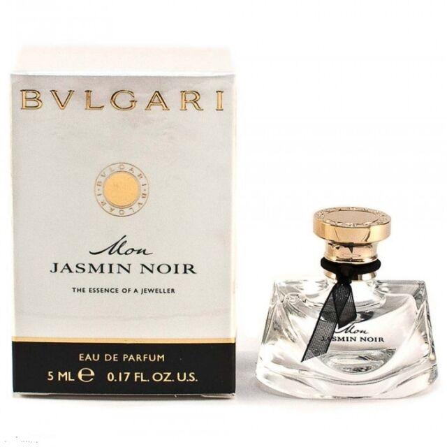 Mon Jasmin Noir L eau Perfume Bvlgari 0.17 Oz 5 Ml Eau De Toilette Splash  Women 24c9f27c54b