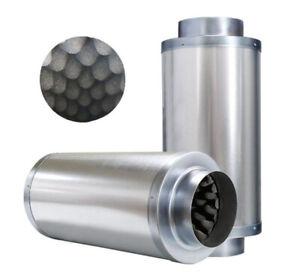 Hydroponics-Indoor-Grow-Inline-Duct-Extractor-Fan-Silencer-Low-Noise-10-034-250mm