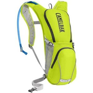 f812756a072 2017 CamelBak 3l Ratchet Hydration Pack Lime Punch for sale online ...