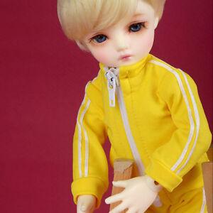 1//6 BJD YoSD sports wear dollmore Dear Doll Size White Felix Pants