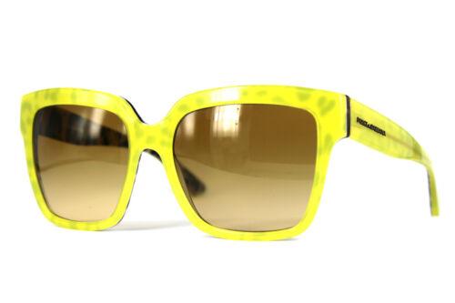 1 Dolce /& Gabbana sunglasses//Lunettes de soleil dg4234 2884//2l taille 57 surstocks #490