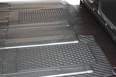 Mercedes Benz Original Velours Fussmatten W 639 Viano /& Vito 2003-2014 LHD Neu