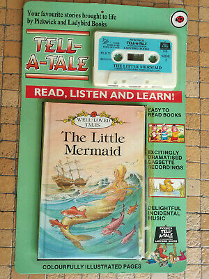 The little mermaid ladybird book
