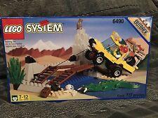 Lego Systems Set 6490 Outback Amazon Crossing Minifigure Alligator NIB