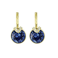 37f61c193b0ae Swarovski Crystal Bella Mini Light Sapphire Pierced Earrings 5007738 ...