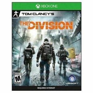 Division, Tom Clancy's - Original Microsoft Xbox One Game