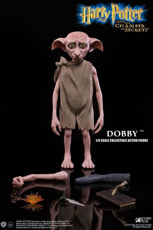 STAR ACE HARRY POTTER FIGURE DOBBY 12