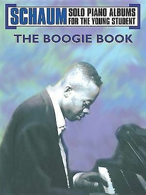 The Boogie Book by Alfred Publishing Co., Inc. (Paperback / softback, 2001)