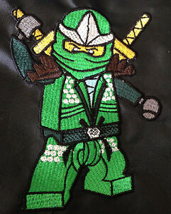 Personalised Lego Ninjago Lloyd School/PE/Gym/Baby/Drawstring Bag | eBay