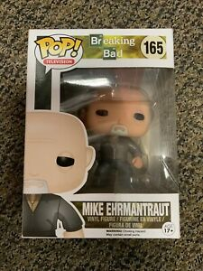 mike breaking bad funko pop