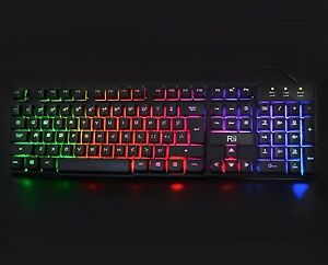 light up gaming keyboard best buy