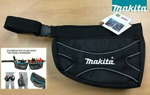 MAKITA-P-80905-UNIVERSAL-BAG-AND-BELT-SET-ZIP-TOOL-POUCH