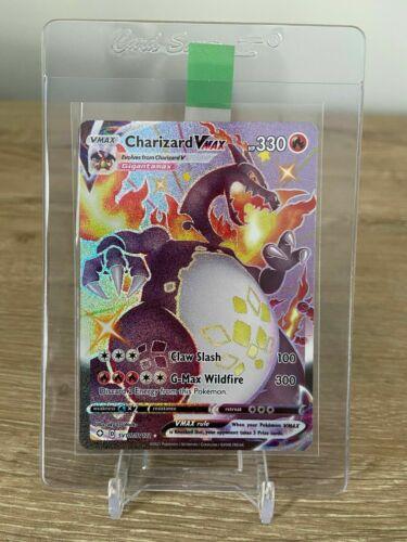 Shiny Charizard VMAX Shining Fates: Shiny Vault repack(please read description)