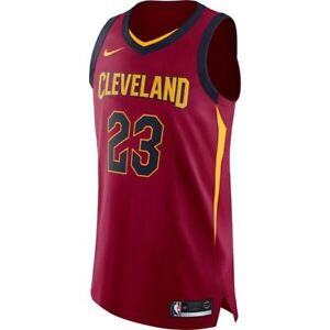 reputable site 66845 be8fb Details about New Men's Cleveland Cavaliers LeBron James Jersey