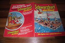 SCHWARZBART der PIRAT  # 3 -- Opfer des roten Drachen // 1. Auflage vom 1.1.1979