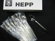 HEPP Exclusive - 12 - Iced Tea Spoons - 18/10 Stainless - 010049 Royal - NIB