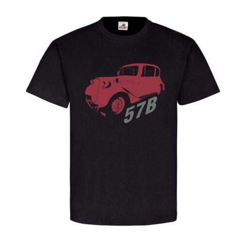 57b Auto Oldtimer CZ Tatra Böhmen Mähren KFZ Automobil Fan T-Shirt #24511