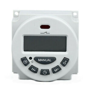 Digital-Relay-Switch-Weekly-Programmable-Electronic-Time-Timer-12V-110V-220V-YR