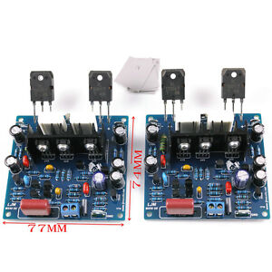 Latest-Version-MX50-SE-100w-100w-100wx2-Power-amp-kit-Stero-Amplifier-kit-DIY