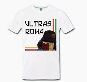 T-SHIRT-MAGLIA-ULTRAS-ROMA-CURVA-SUD-1-S-M-L-XL