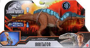Jurassic-World-SOUND-amp-STRIKE-IRRITATOR-ACTION-FIGURE-Primal-Attack
