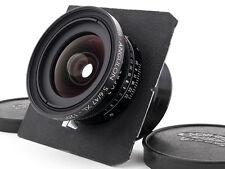 Schneider-Kreuznach Super Angulon 47mm f/5.6 XL 120° MC Lens w/COPAL-N0.0 Japan