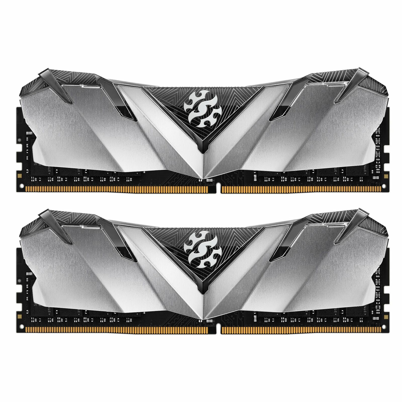 XPG GAMMIX D30 Desktop Memory: 32GB (2x16GB) DDR4 3200MHz CL16 Black. Buy it now for 139.99