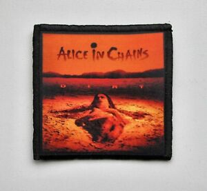 ALICE IN CHAIN -- Patch / Pearl Jam Soundgarden Mad Season Temple of the Dog