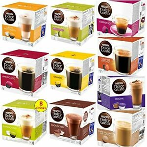 409f5ad28 NESCAFE DOLCE GUSTO COFFEE 16 CAPSULES(BOX)-Buy 2 Get 1 FREE (Add 3 ...