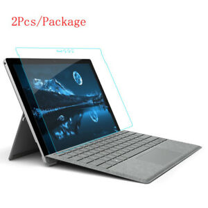 2X-Premium-Tempered-Glass-Screen-Protector-For-Microsoft-Surface-Pro-6-5-Book