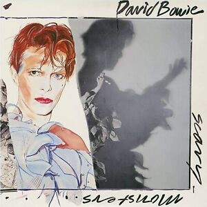 David Bowie - Scary Monsters (2017 Remaster)  CD  NEW/SEALED  SPEEDYPOST