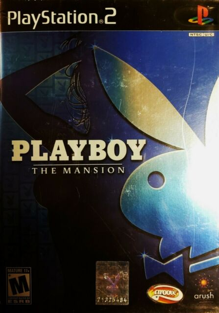 Playboy The Mansion PS2 Great Condition Fast Shipping