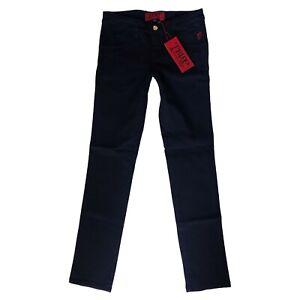 Tripp NYC 80s 90s Gothic Punk Emo Black Stretch Skinny Womens Jeans Size 3 / 26