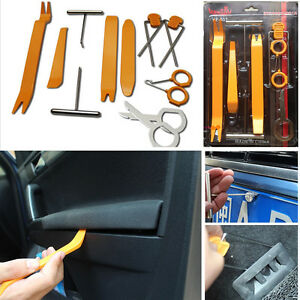 universal panel removal tools car dash door radio trim interior panel molding ebay. Black Bedroom Furniture Sets. Home Design Ideas