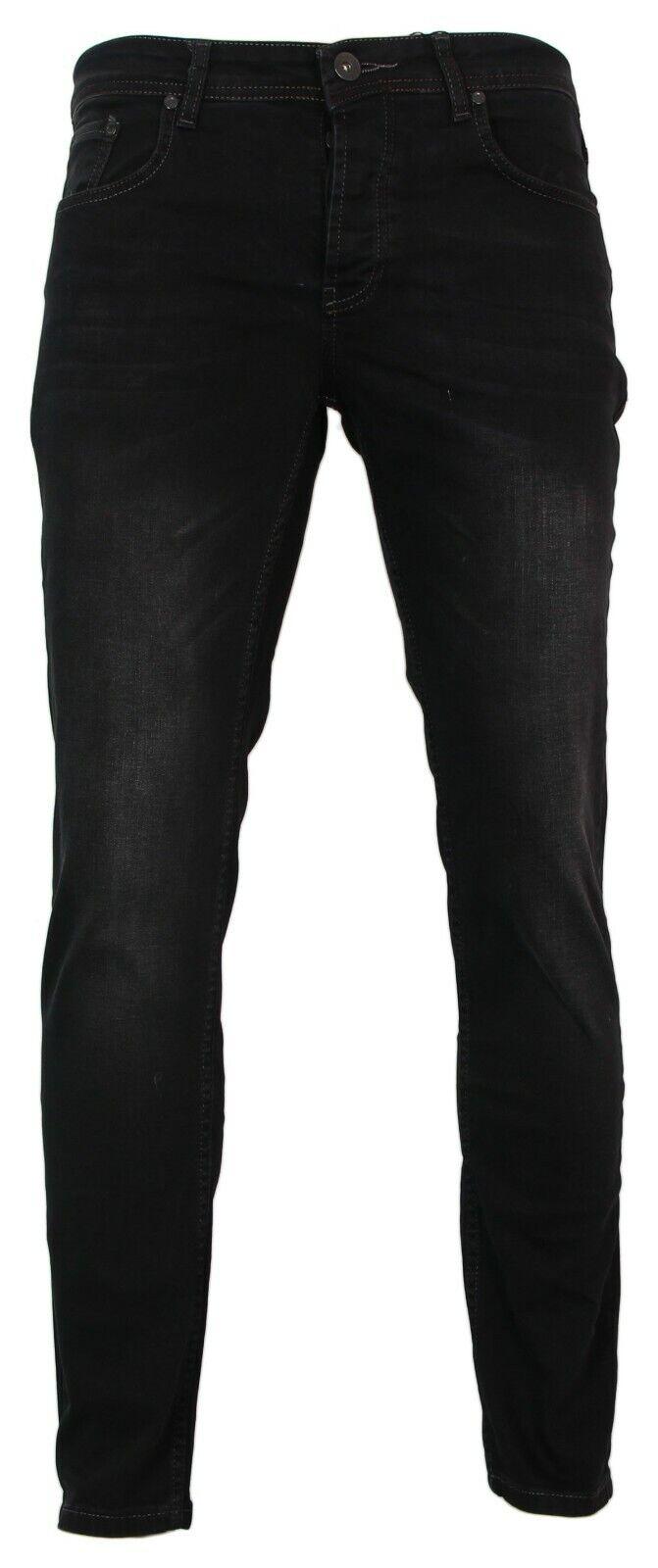 A. S.J Designer Men's Jeans Trousers Regular Slimfit Jeans Trousers