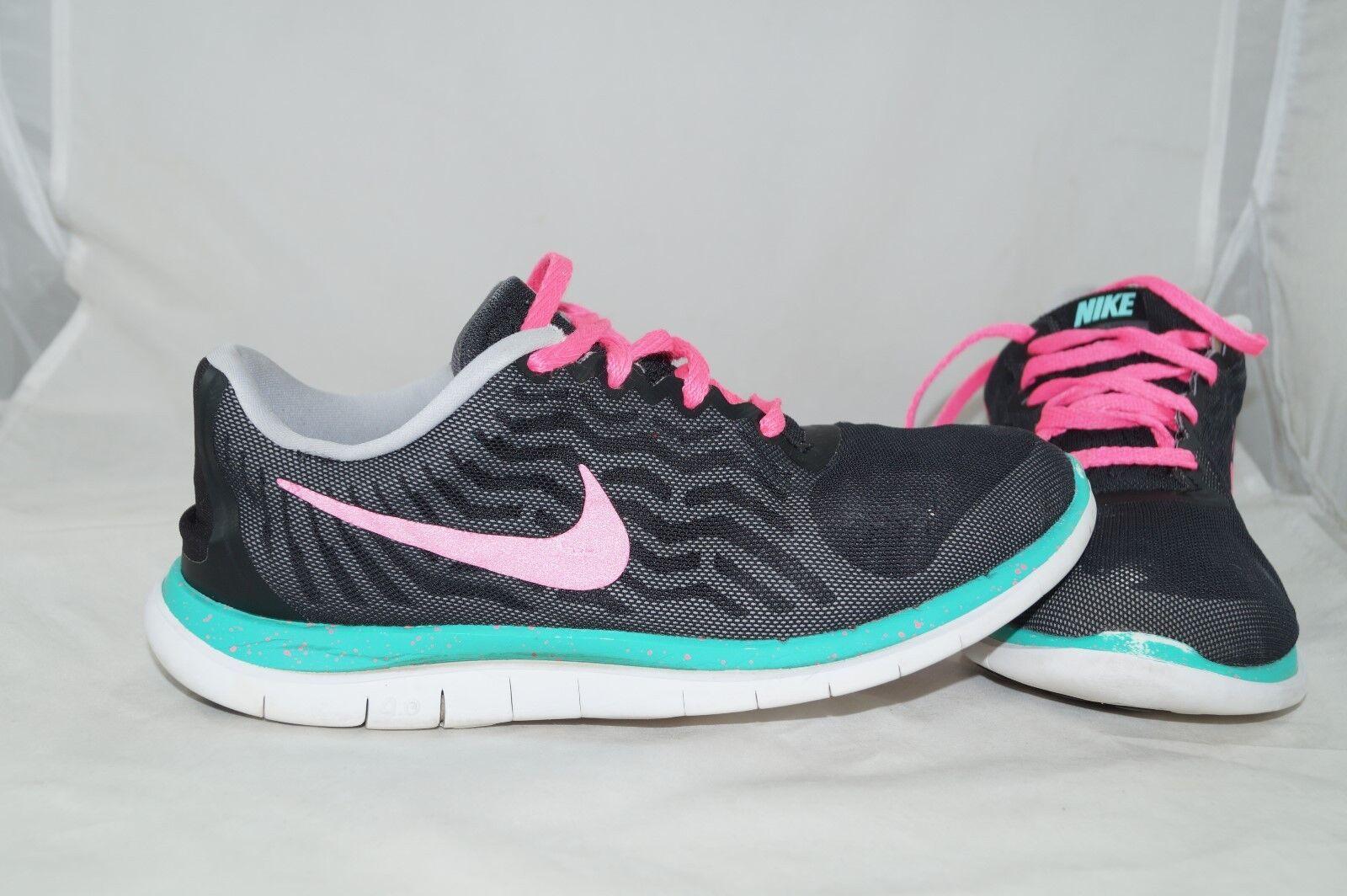 NIKE Free Run NIKEiD GR  rosa 38,5 Scarpe sportive sportive sportive da jogging ea174c
