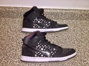 online store d0c7d 736ef Image is loading Nike-SB-Dunk-High-Premium-Paparazzi-11-5-
