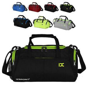 Training Gym Fitness Outdoor Sports Yoga Bags Dry Wet Shoes Handbag ... b4e63709fb