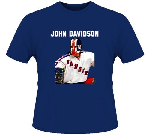 John Davidson Rangers Legend T Shirt