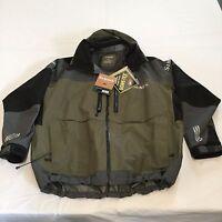 Simms Pro-dry Deepwater Parka Gore-tex® Jacket Size Xl retail $499.95