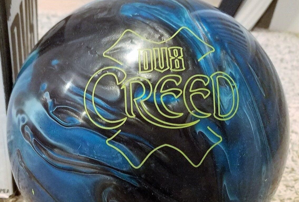 DV8 Creed Bowling Ball 1st Quality  16 Pounds Available NIB  2 - 3  Pin