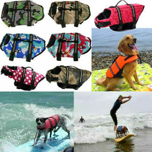 Puppy-Dog-Water-Safety-Swimwear-Life-Jacket-Reflective-Stripe-Pet-Protect-Vest