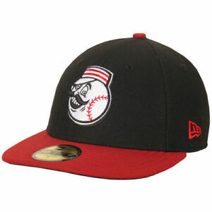 sports shoes 67d3b 02b76 Image is loading New-Era-Cincinnati-Reds-59Fifty-2T-Patch-Fitted-