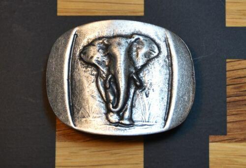 Shoppen in Hamburg Wechselschließe Gürtel Belt Buckle Elefant