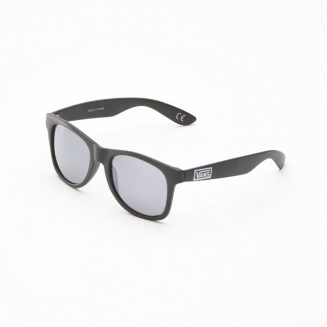 93c867fd24 VANS Spicoli 4 Shades Matte Black Silver Mirror Sunglasses for sale ...