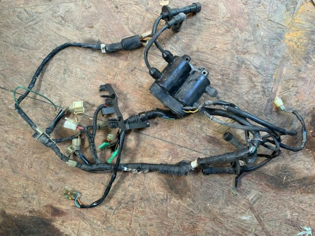 83 Honda Vt500 Vt 500 Ft Ascot Ignition Coils Spark Plugs