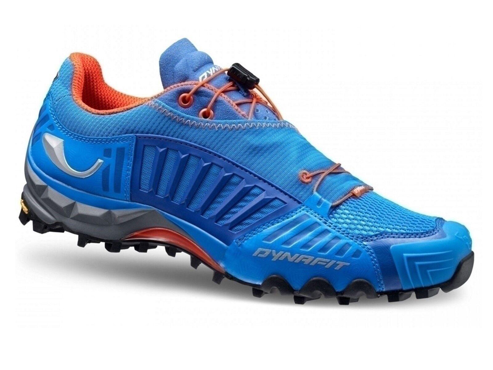 zapatos TRAIL hombres DYNAFIT  64013 3102  MS FELINE SL SPARTA azul UPPERCUT