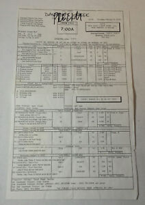 DAWSON-039-S-CREEK-set-used-CALL-SHEET-Season-6-Episode-17