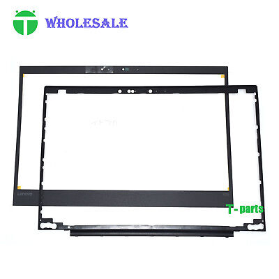 New for Lenovo Thinkpad P51S 720P LCD Back Cover /& Bezel Sheet /& Front Bezel